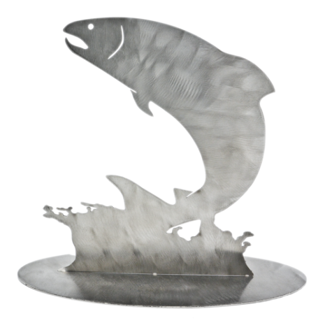 Bendable Stand-Ups :Stainless Jumping Fish Stand-Up