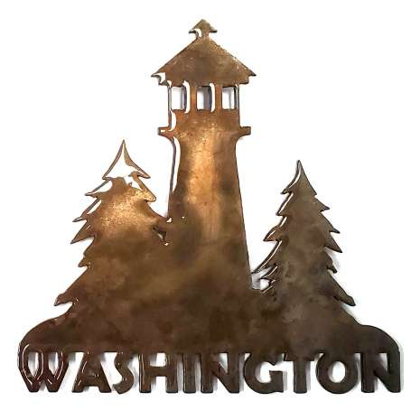Washington :Washington Lighthouse MAGNET