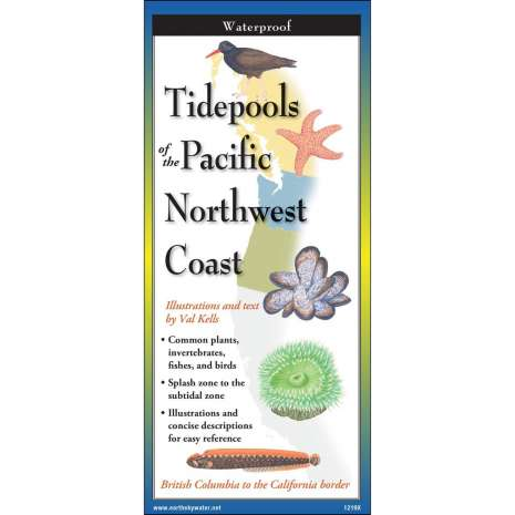 Pacific Northwest Field Guides :Tidepools of the Pacific Northwest Coast (Pocket Guide)