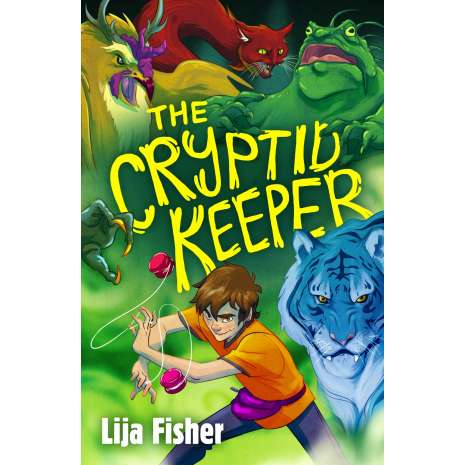 Young Adult & Children's Novels :The Cryptid Keeper (The Cryptid Duology, Book 2)