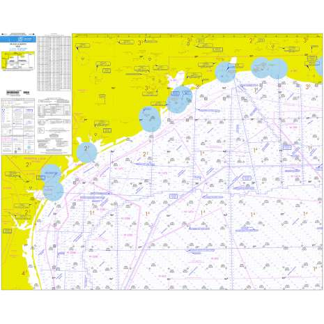 Planning Charts :FAA Chart: IFR Gulf of Mexico West