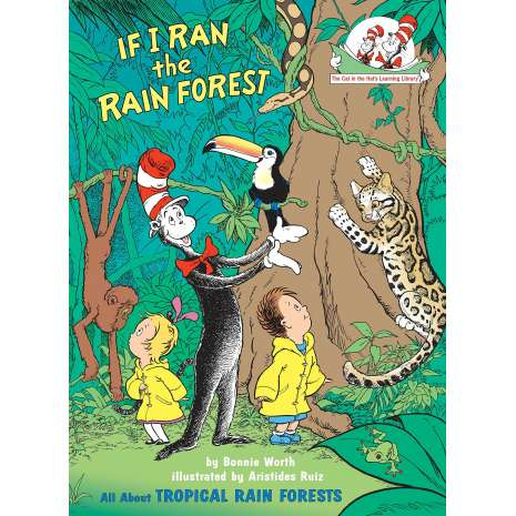 Larry's Lair :If I Ran the Rain Forest