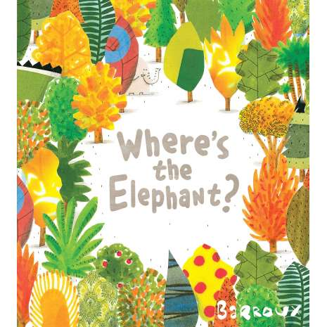 Larry's Lair :Where's the Elephant?