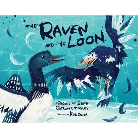 Birds :The Raven and the Loon