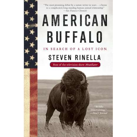 American History :American Buffalo: In Search of a Lost Icon