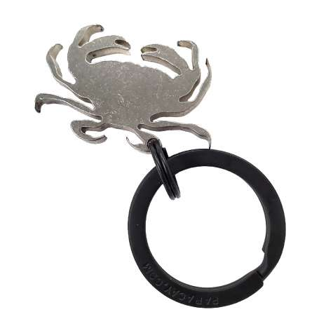 Bottle Openers & Keychains :Dungeness Crab SMALL KEYCHAIN
