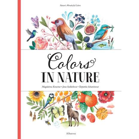 Drawing Books :Colors in Nature