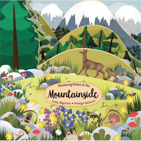 Board Books :Discovering Nature on the Mountainside