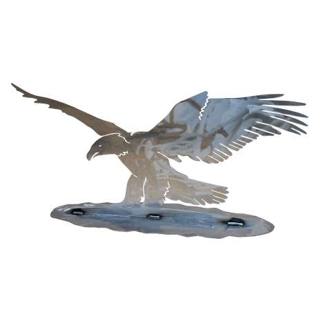 Large Stand-Up Displays :Bald Eagle STAND-UP DISPLAY