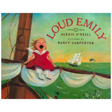 Young Readers :Loud Emily