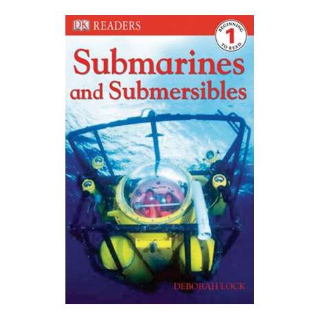 Boats, Trains, Planes, Cars, etc. :Submarines and Submersibles