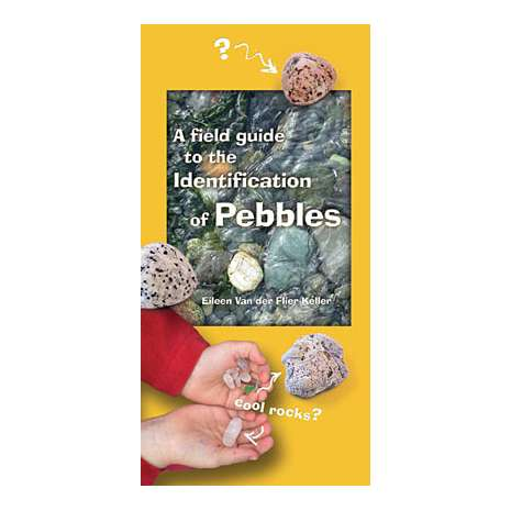 Beachcombing & Seashore Field Guides :Field Guide to Identification of Pebbles (Folding Pocket Guide)