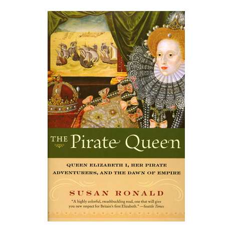 Maritime & Naval History, Pirate Queen