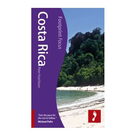 Mexico, Central and South America Travel & Recreation :Costa Rica Focus Guide