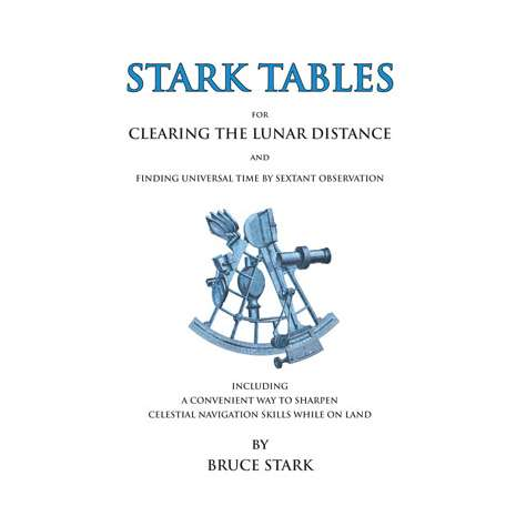 Celestial Navigation :Stark Tables for Clearing the Lunar Distance