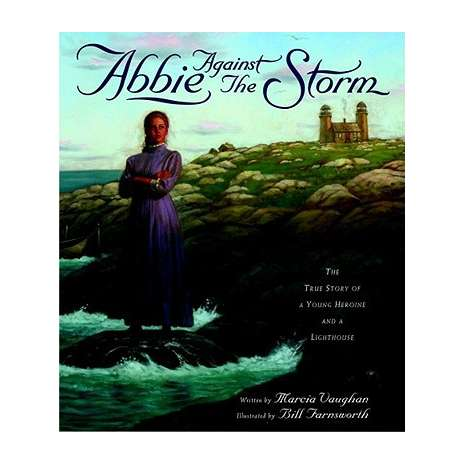 Young Adult & Children's Novels :Abbie Against the Storm