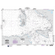 Region 5 - Western Africa, Mediterranean, Black Sea, NGA Chart 53011: Menorca to Malta including the Tyrrhenian Sea
