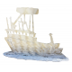 Metal Displays, Fishing Boat Stand-Up Display