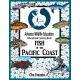 Activity Books: Aquarium, Fish of the Pacific Coast Educational Coloring Book