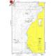 "Miscellaneous International :NGA Chart 104: Lisboa To Freetown, Approx. Size 21"" x 31"" (SMALL FORMAT WATERPROOF)"