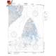 """Miscellaneous International :NGA Chart 14061: Grand Manan New Brunswick Canada, Approx. Size 21"""" x 26"""" (SMALL FORMAT WATERPROOF)"""